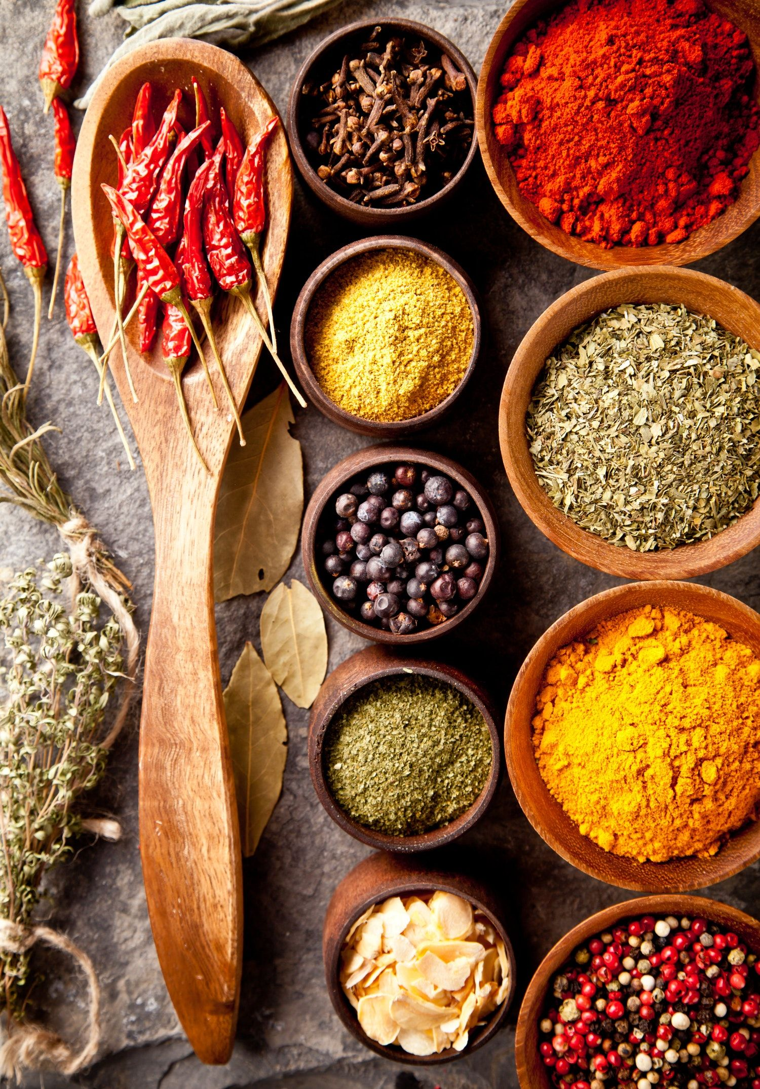 spices online Asian