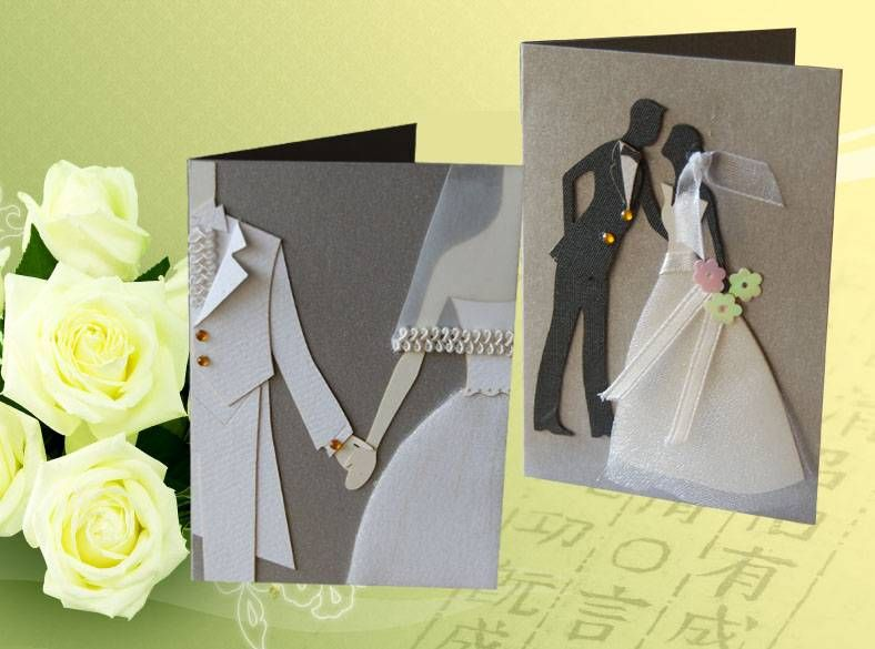 Handmade Wedding Invitations Say It All With The Invitation