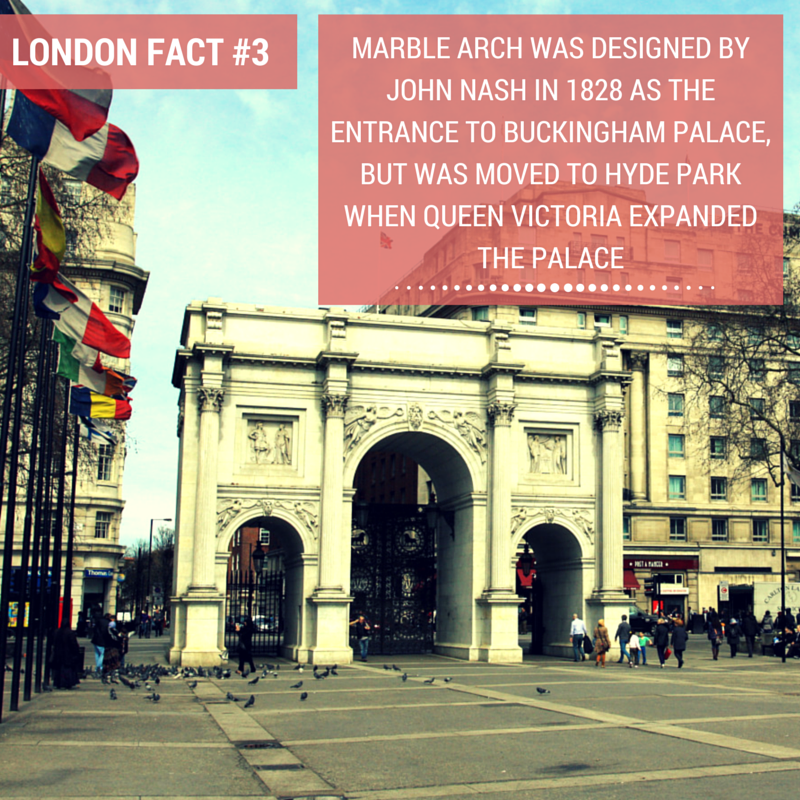 London Fact 3 Do You Know The History Of Marble Arch London Sightseeing Things To Do In London Interesting Facts About London