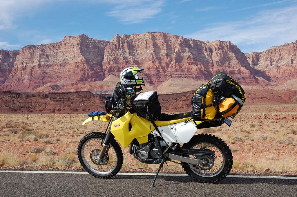 drz400 rally bike Thread DRZ400 expedition build for