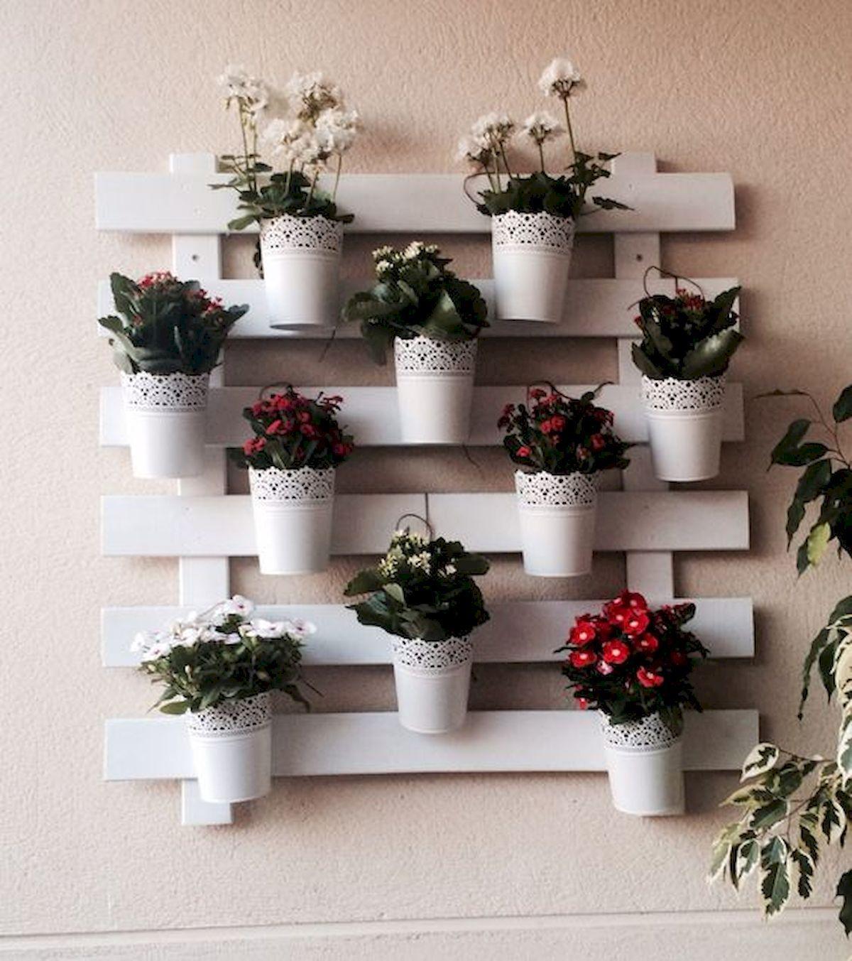 Beautiful Container Gardening Ideas: 100 Beautiful DIY Pots And Container Gardening Ideas (21