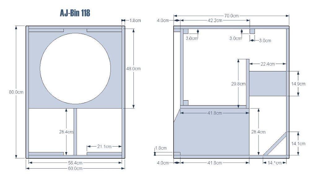 File attachment speaker plans speaker design