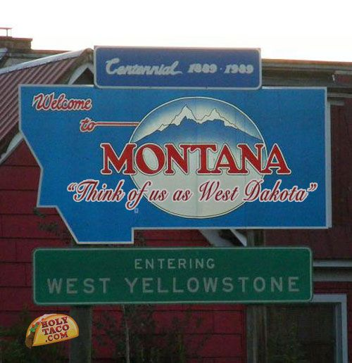 pin by alice gladys hayes on welcome signs big sky country west yellowstone state signs pinterest