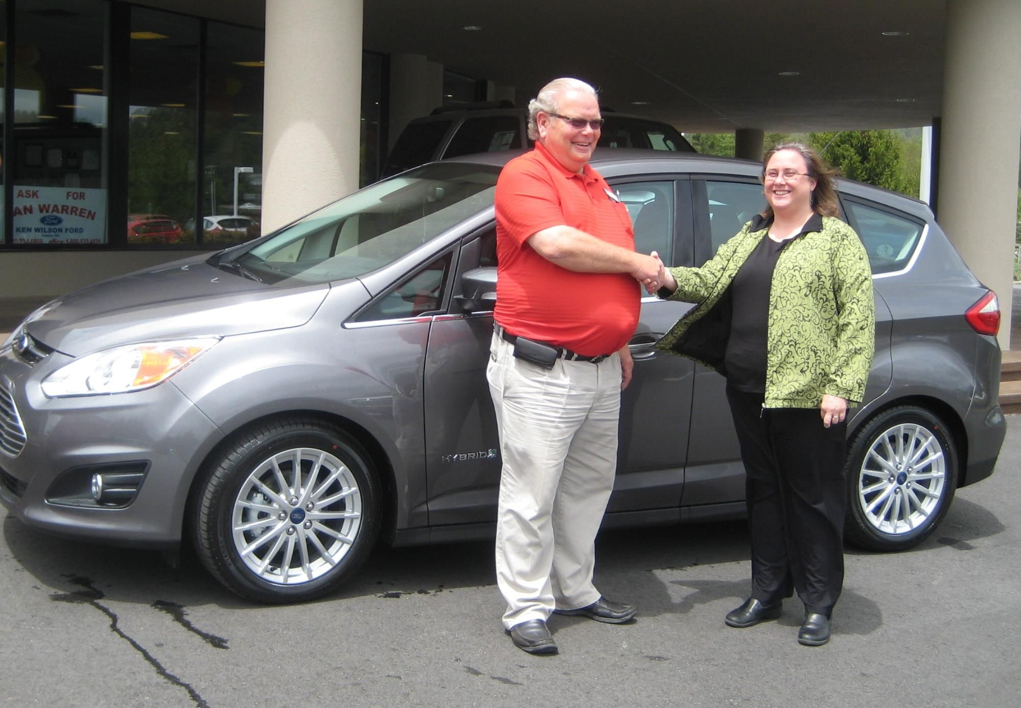 Congratulations to Lori and Michael M on the purchase of their new