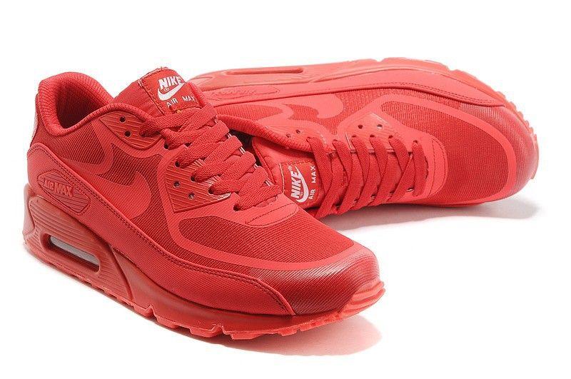 nike hombre zapatillas rojas