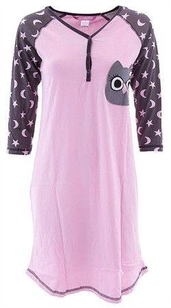 c1ec09101b Women s Lightweight Owls Flannel Pajamas for women