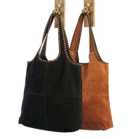 Oakley County Whipstitch Tote