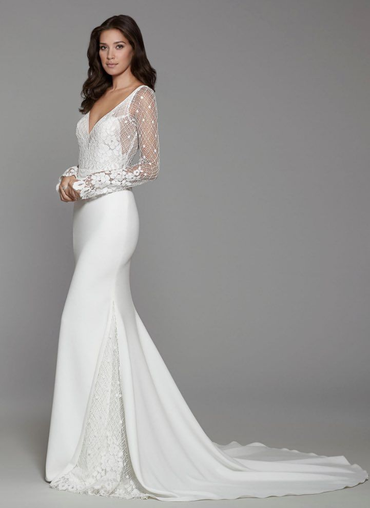 wedding dress inspiration - tara keely | vestidos de novia | bodas