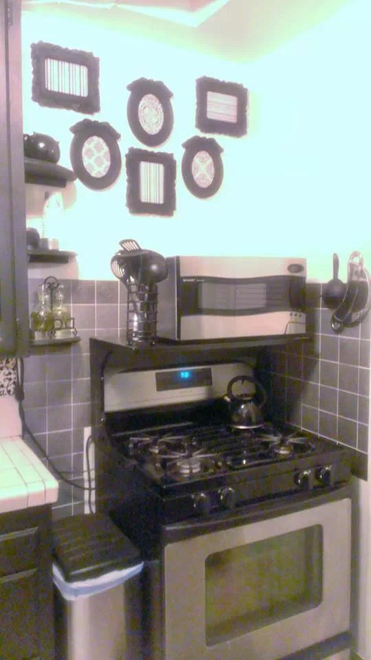 Faux Back Splash Corner Shelves And Wall Decor Clear Up