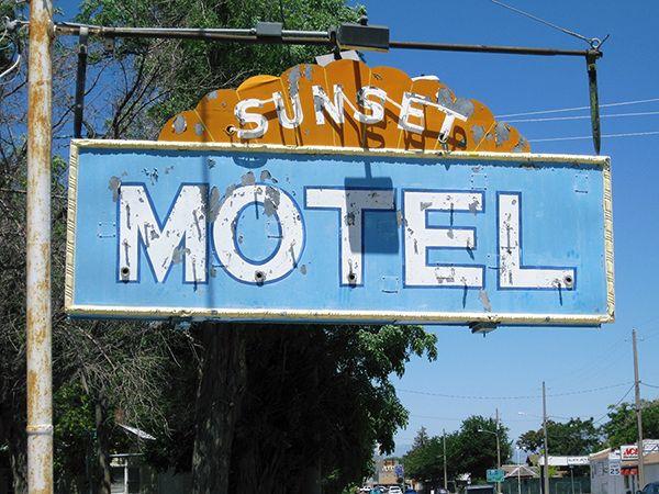 Sunset Motel Lovelock Nevada
