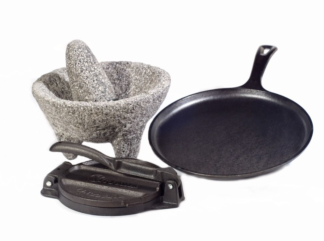 Kitchen Gift Mexican Gift Set Classic Mexican Kitchen Set Cookware Dishes