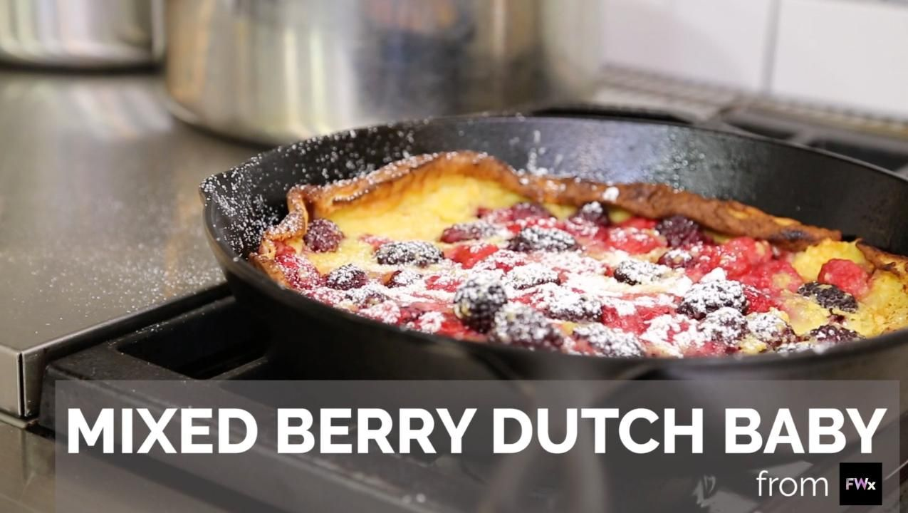 If you want to step up your at home brunch game try out this one bowl Dutch ba