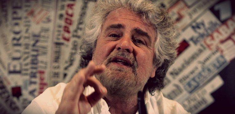 Duro attacco contro la presidente della Camera Laura Boldrini da parte di Beppe Grillo oggi   http://tuttacronaca.wordpress.com/2013/09/19/esigorispetto-grillo-e-lattacco-a-laura-boldrini-sul-blog/