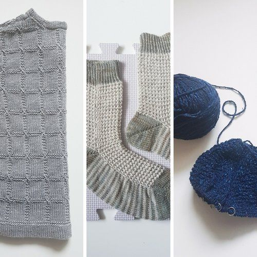 What Im Working On Right Now Sister Mountain Pinterest Knit