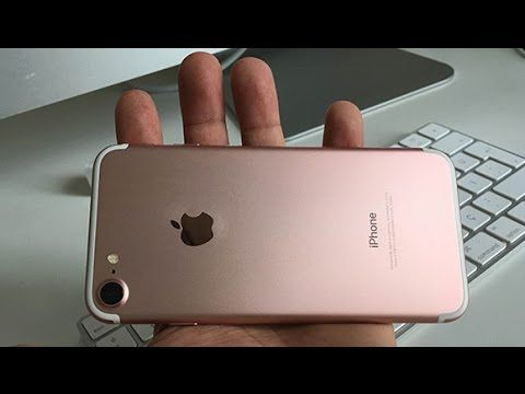 iPhone 7 Ürün İncelemesi, Özellikleri Tüm Detaylar Video'lu Anlatım | Gazozmedya | En Sosyal Ortam :)