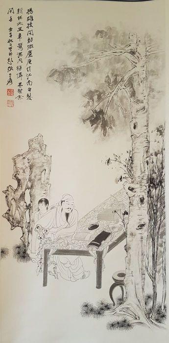 replica schilderijen china
