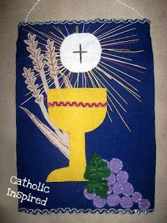 First eucharist art work google search communion banner pinterest first eucharist art work google search fandeluxe Gallery