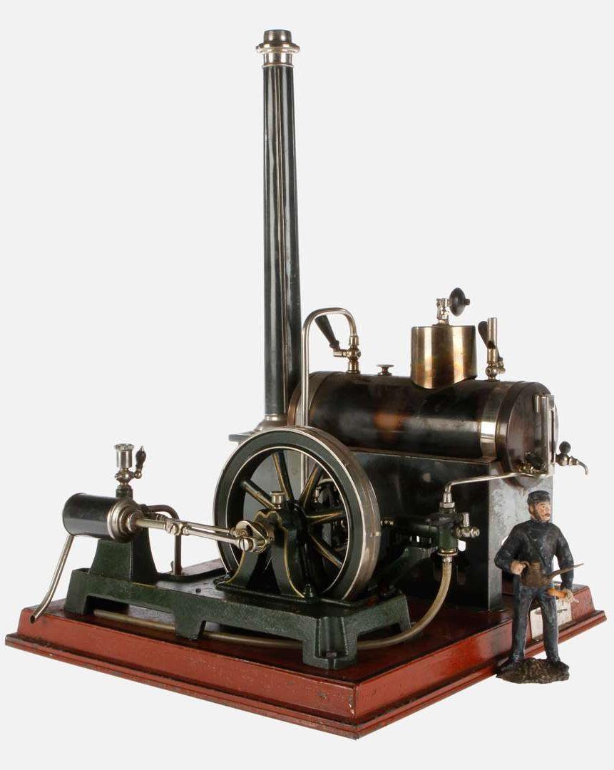 Dampfmaschine 111/7 \