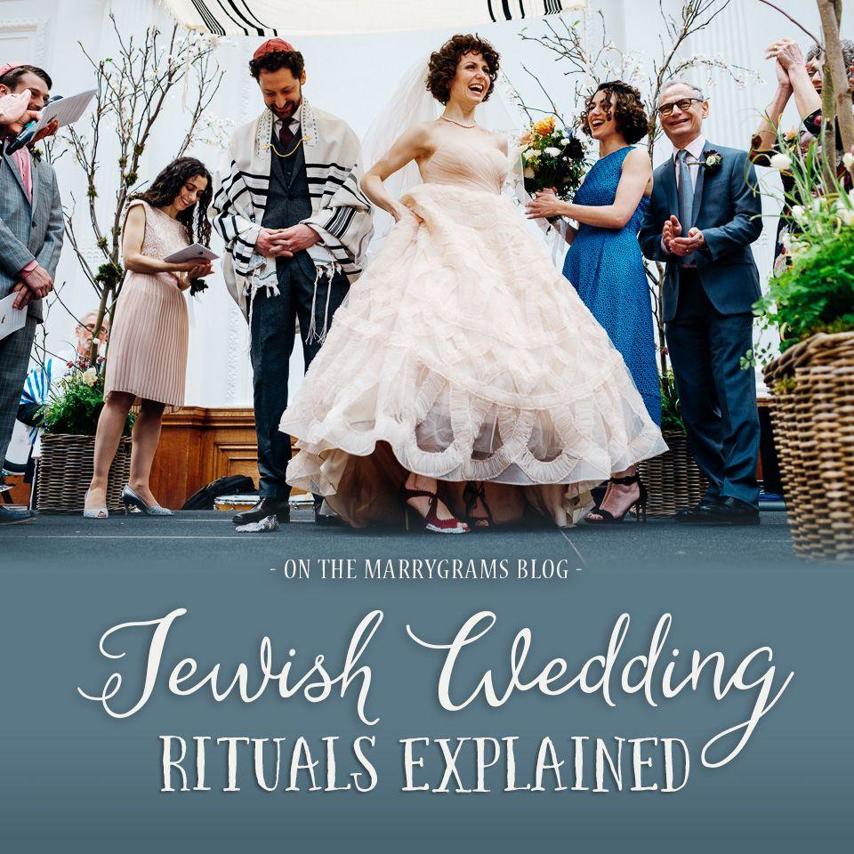 Mazel tov! We\'re celebrating Jewish Weddings on the Marrygrams blog ...