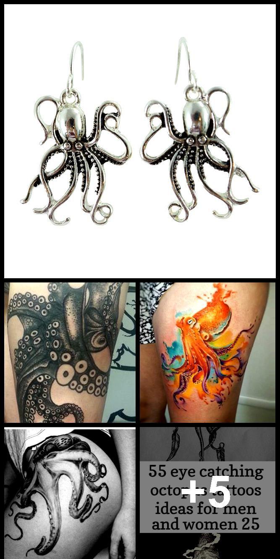 Photo of Octopus Tattoo von Adrian Ciercoles, #Adrian #Ciercoles #Octopus #OctopusTattoowicked #Tatto …