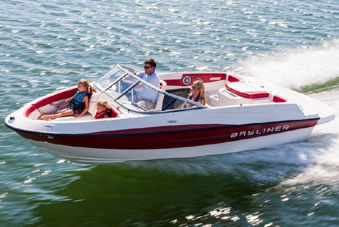 2015 Bayliner 185 Bowrider Red Windermere Aquatic In United