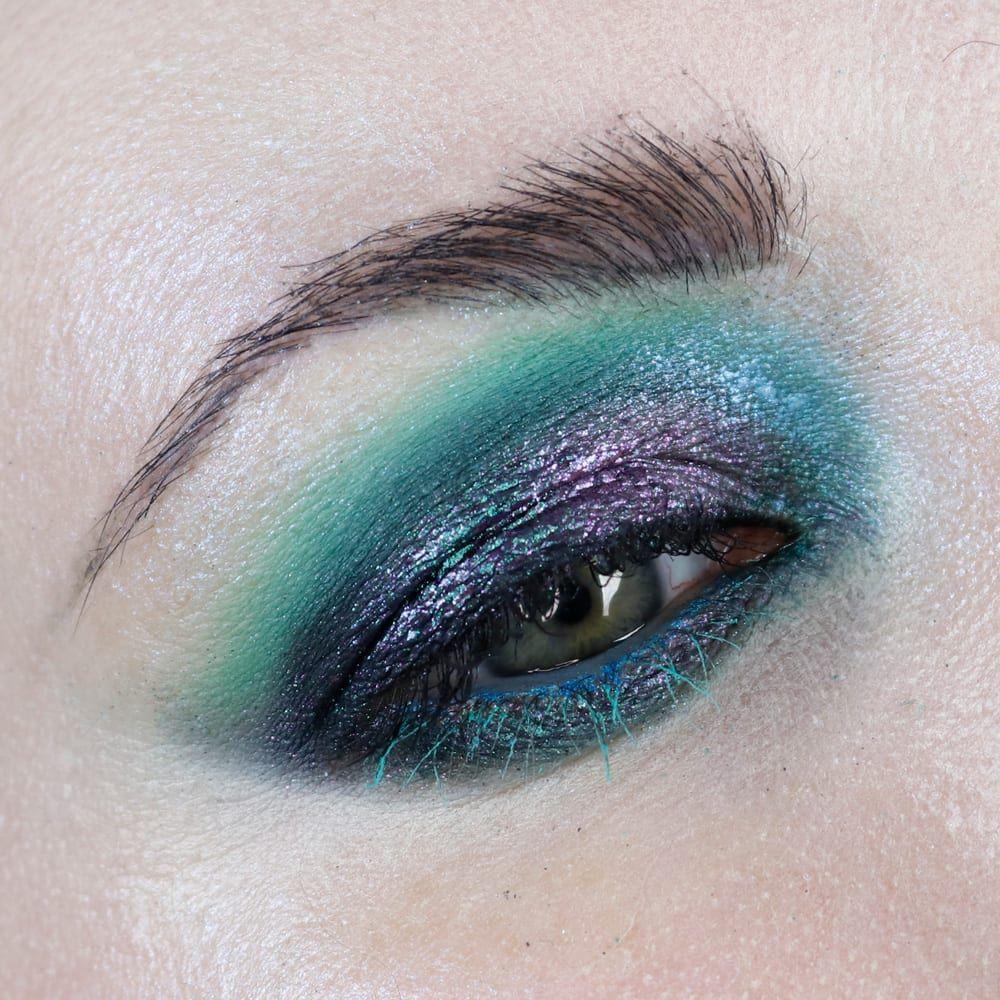 Sydney Grace Co Alexandrite Multichrome Look Makeup