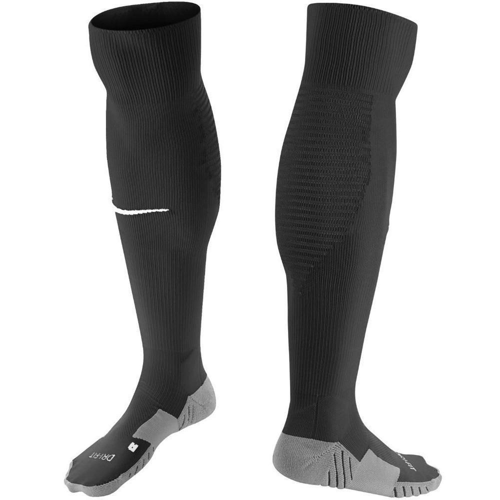 Nike Unisex Matchfit Cushioned Otc Soccer Socks 6 8 M Black Gray Sx5730 011 Nike