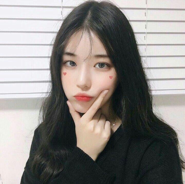 Korean Girl Icons Tumblr Ulzzang 안느 Korean Girls
