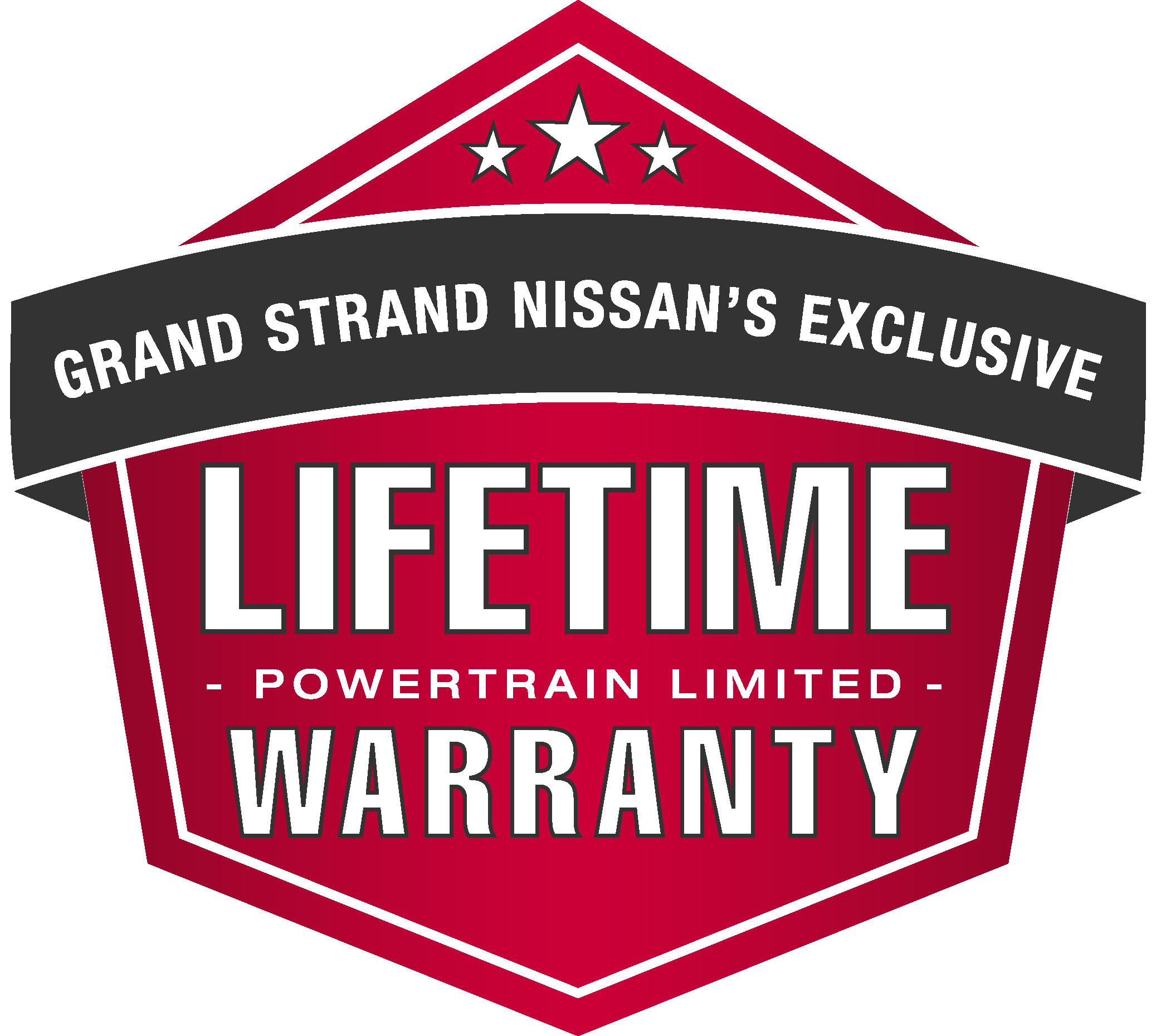 Lifetime Warranty is now complimentary on all new Nissan vehicles and select pre-owned vehicles sold at Grand Strand Nissan. Shop 24/7 at www.grandstrandnissan.com