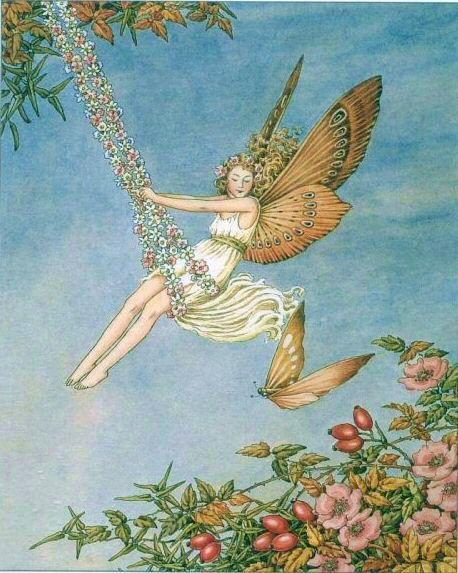 Tales of fairies, elves and magic ....Ida Rentoul Outhwaiter (1888 - 1960)