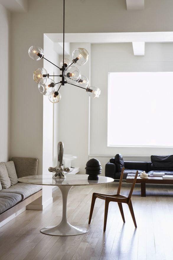 Monday Home Saarinen Table Tulip Table House Design