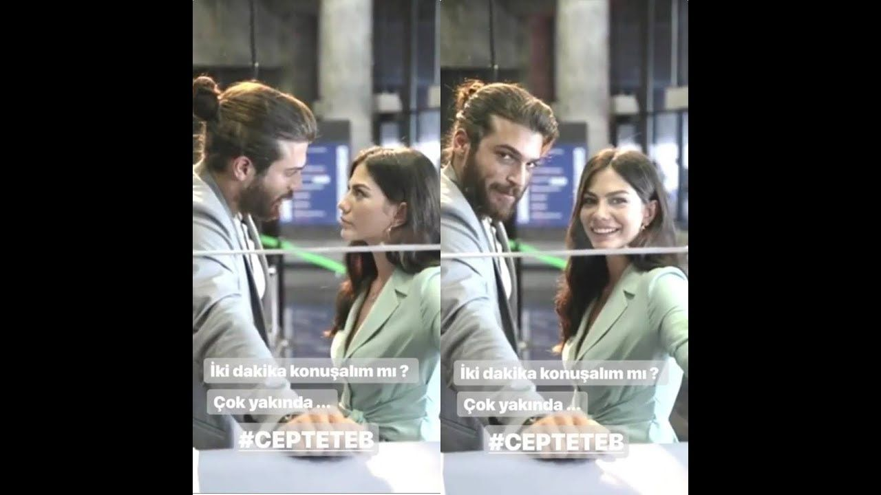 Can and Sanem - Love Story   ERKENCİ KUŞ   Turkish - Music - Film