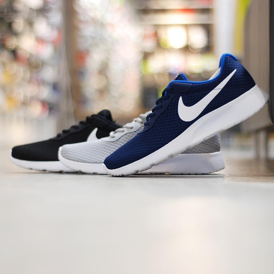 reputable site 4ae55 a080d Nike Tanjun   Fashion Ideas   Nike tanjun, Nike, Sneakers nike