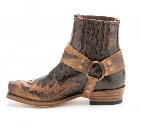 Boras - Botas de Material Sintético para mujer Marrón marrón, color Marrón, talla 40