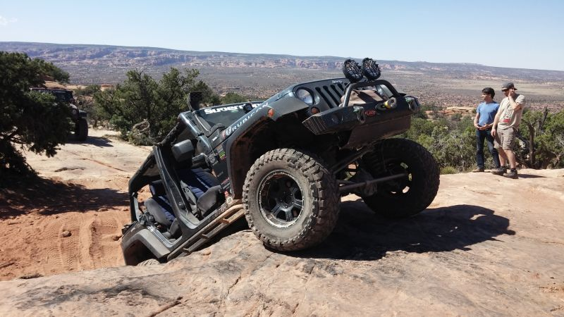 Crawl Ratios And Off Road Gearing Everything You Ve Ever Wanted