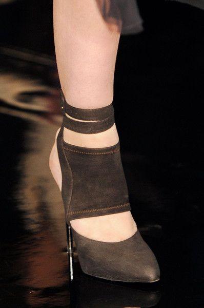 Donna Karan at New York Fall 2014 (Details)