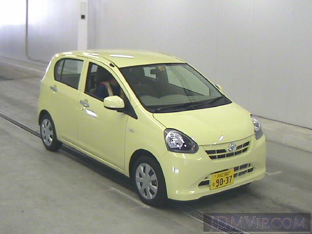 2012 Daihatsu Mira E S L Ed La300s Https Jdmvip Com Jdmcars