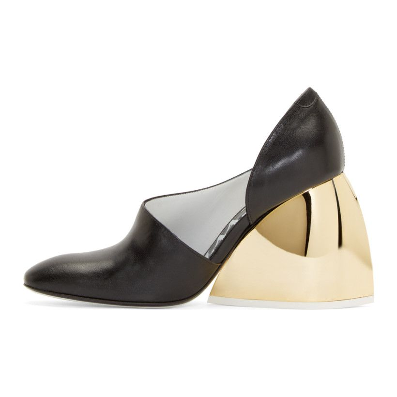 Loewe Leather Heels IPVez