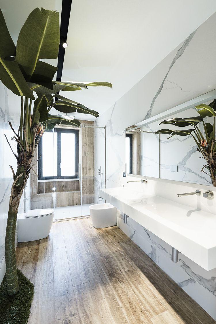 Küche und bad design indirekte beleuchtung im modernen bad  badezimmer  pinterest