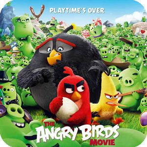 The place to find all the Angry Birds Movie dolls and toys!