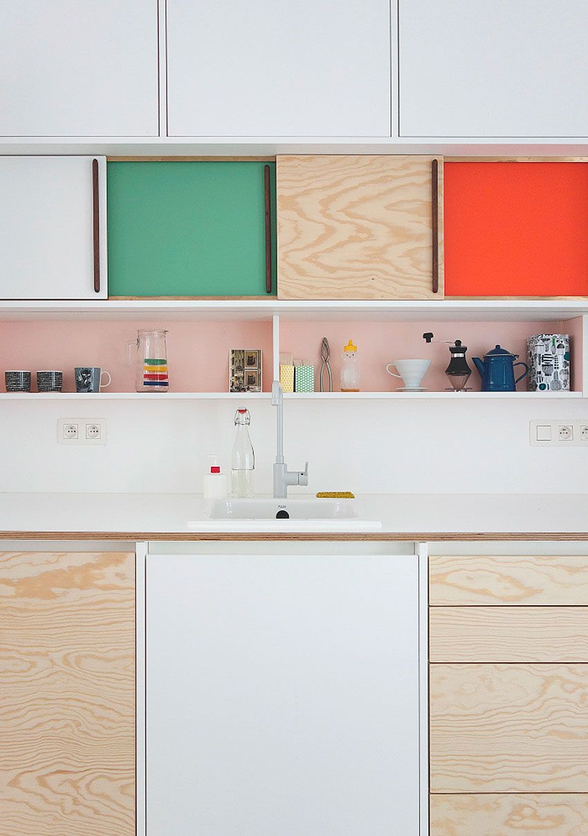Koket at Salone del Mobile Milan 2017 | Rotterdam, Plywood kitchen ...