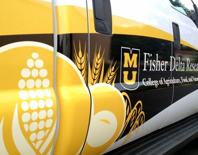 """Check out new work on my @Behance portfolio: """"University of Missouri - Fisher Delta Research Center"""" http://on.be.net/1d474lZ"""