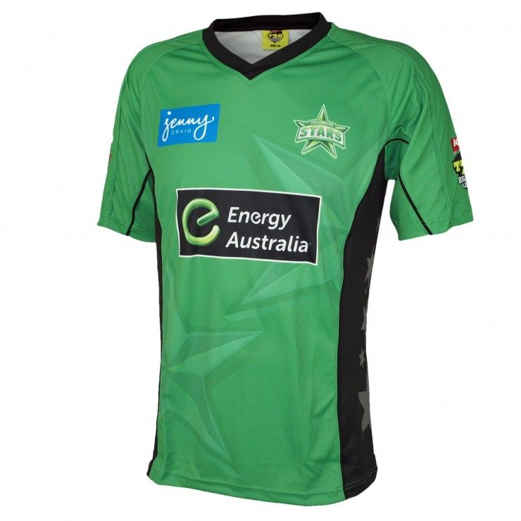 cd929c6125f Melbourne Stars Jersey