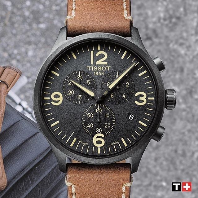 Los Angeles 1cf56 a476d TISSOT It's time to think BIG - it's time for TISSOT Chrono ...