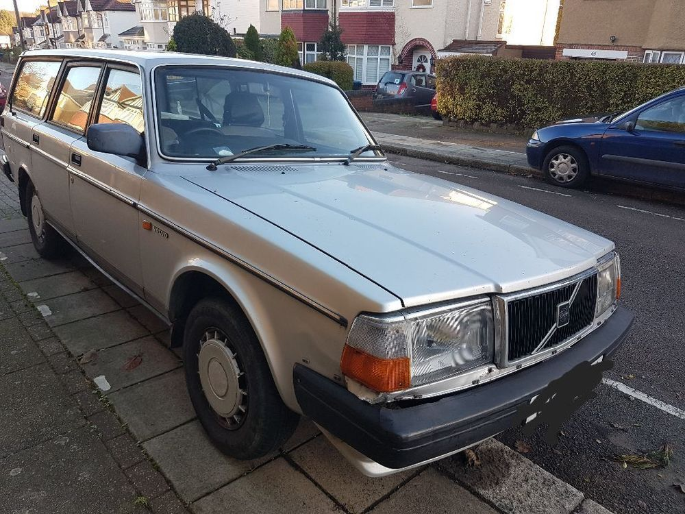 EBay Volvo GLE Automatic Classiccars Cars UK Classic Cars - Automatic classic cars