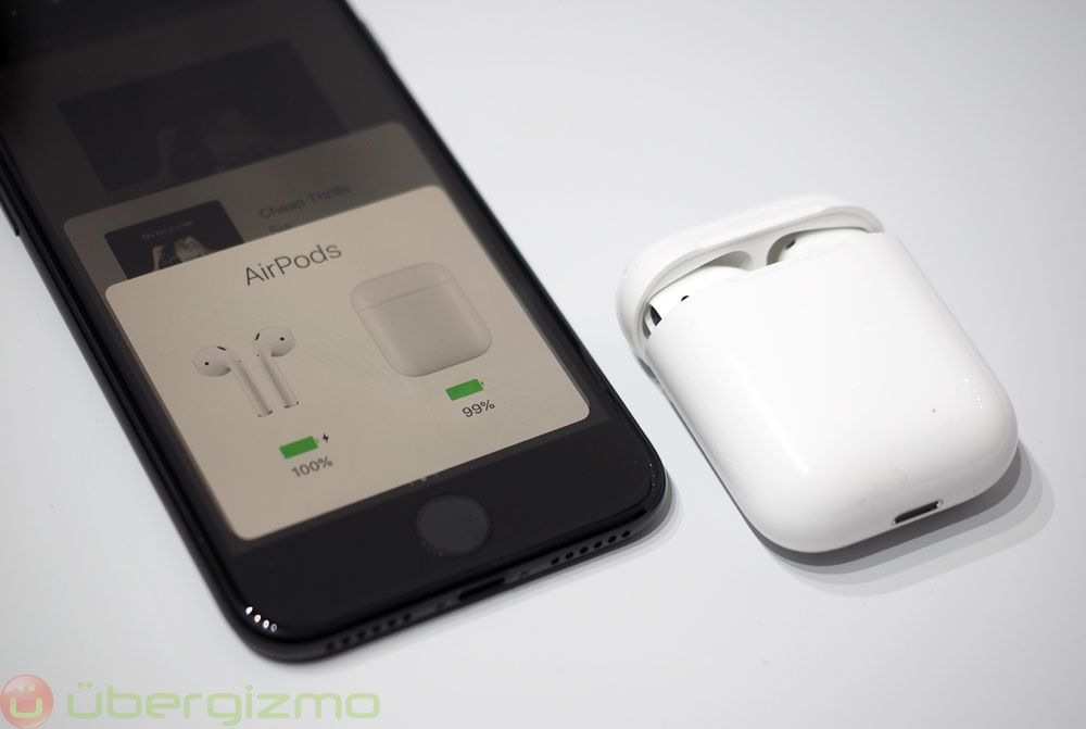 Apple S Airpod Headphones Will Work With Non Apple Devices Iphone Event Noise Cancelling Apple Design