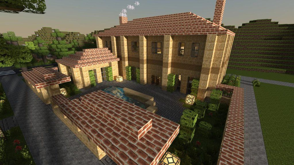 creations minecraft ideas modern minecraft houses italian houses house