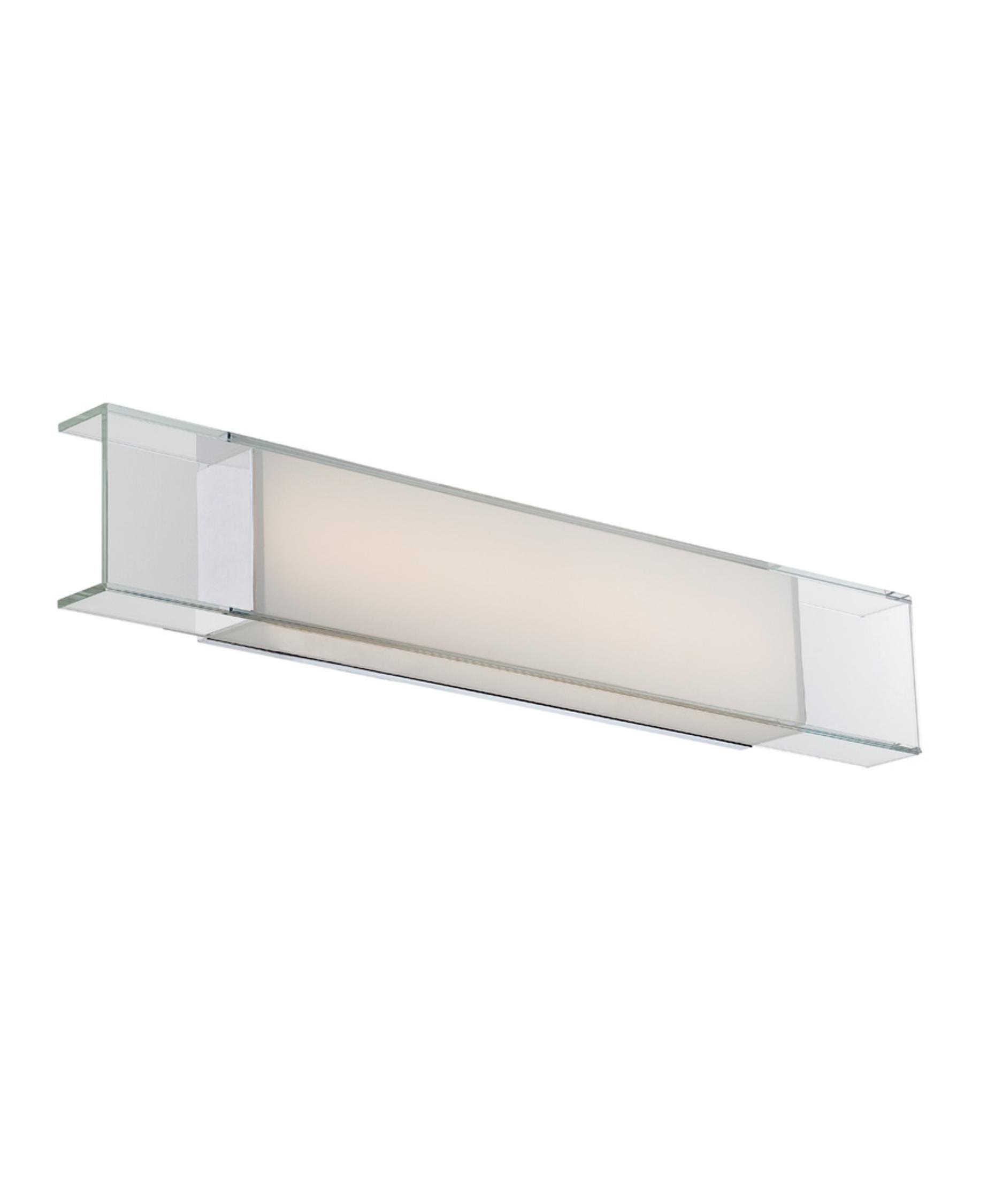 Cloud 20 Inch 1 Light LED Bath Vanity Light by Modern ...