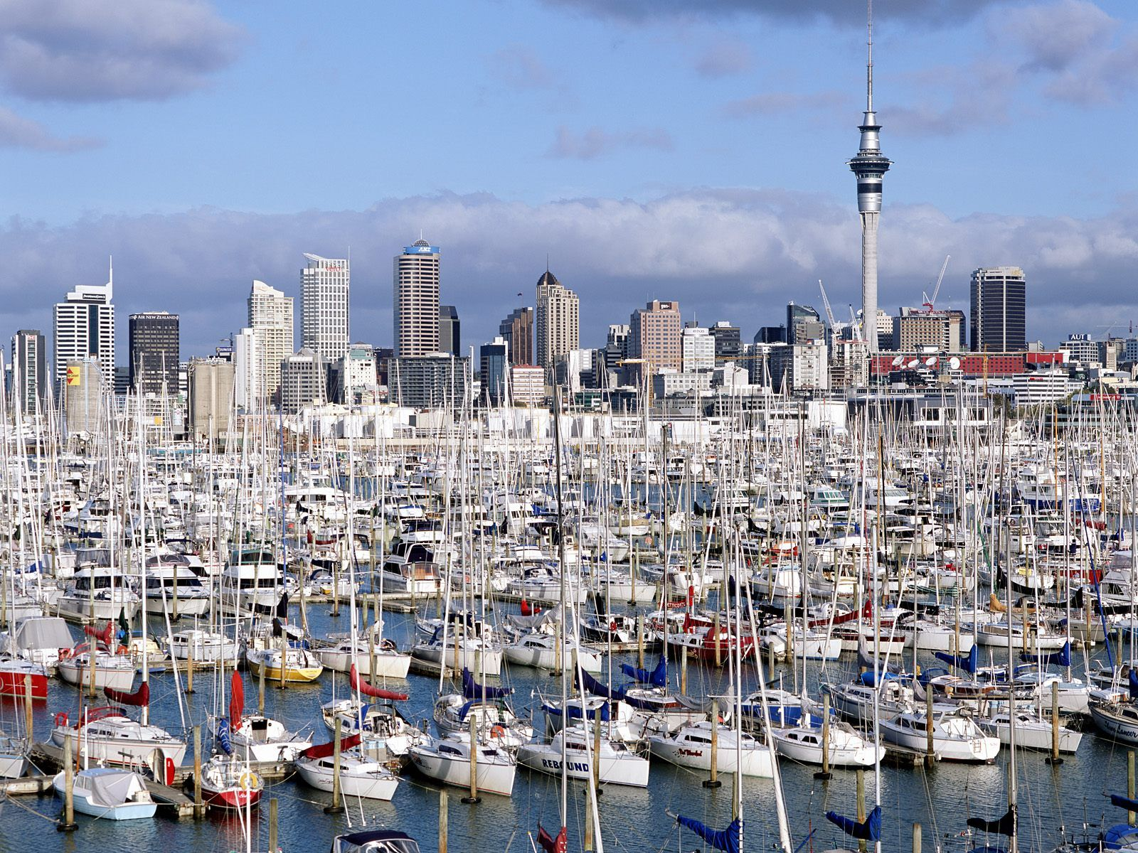 Auckland Named The City Of Sails For Good Reason Auckland New