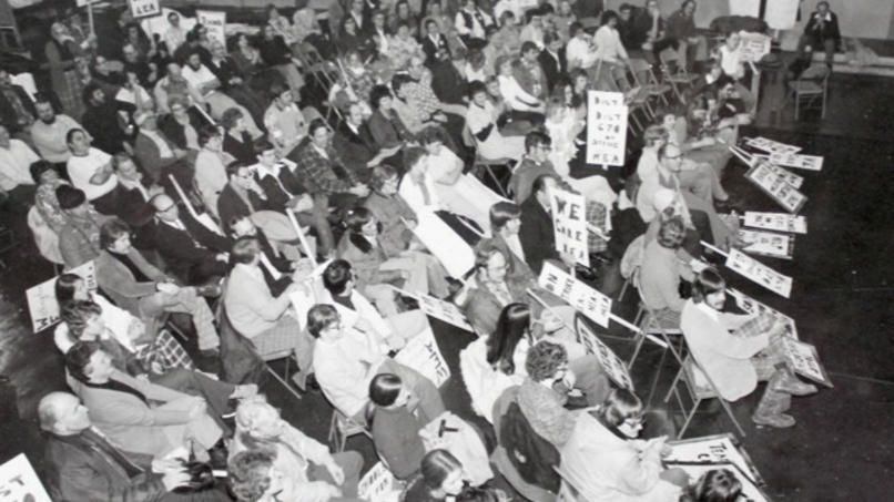 Luverne teachers took part in historic strike 40 years ago